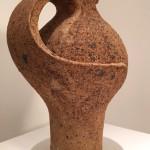 Pichet en grès de Annick Lodereau, La Borne
