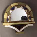 Miroir en céramique des Argonautes