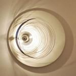 Two wall lights by Gaetano Missaglia