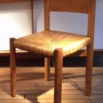 Série de 4 Chaises de Charlotte Perriand