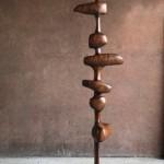 Imposante sculpture de Marc Butti