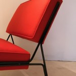 Pair of slipper chairs by ARP