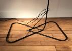 Lampadaire à base géometrique de Robert Mathieu