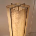 Rare lampadaire de Gino Sarfatti modèle 1090 o