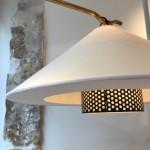 Rare lampadaire modèle 164 de Jacques Biny
