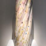 Vase rouleau n 3 de Mireille Moser