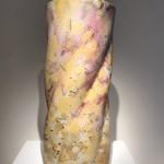 Vase rouleau n 4 de Mireille Moser