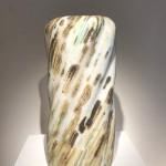 Vase rouleau n 8 de Mireille Moser