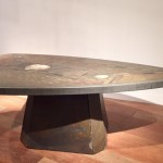 Table basse forme libre de Paul Kingma