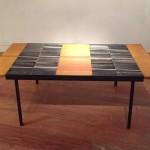 Table basse en ceramique de Mado Jolain