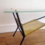 Table basse forme libre de Robert Mathieu