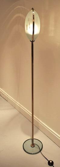 lampadaire de max ingrand edition fontana arte. Black Bedroom Furniture Sets. Home Design Ideas