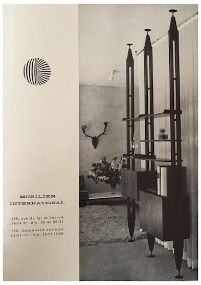 67a7a11ad83 Bibliothèque de Franco Albini