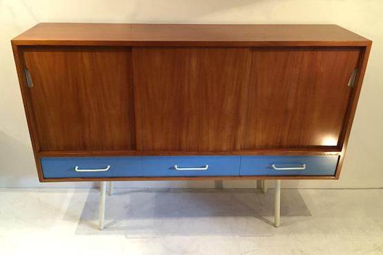 Meuble de janine abraham dition meubles tv vers 1950 for Meuble 1950